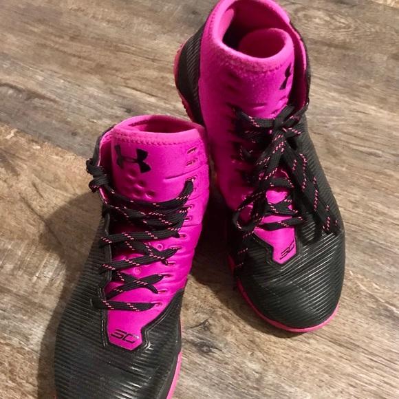 Shoes Boygirl Steph Curry Basketball Poshmark